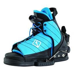 CWB Tyke Kids Wakeboard Bindings 2017, Blue, 256