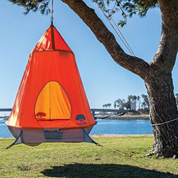 TreePod Hanging Treehouse 2017, Orange, 256