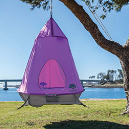 TreePod Hanging Treehouse 2017, Purple, 256