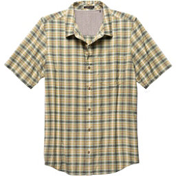 Toad&Co Open Air SS Mens Shirt, Dark Chino, 256