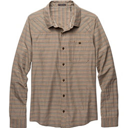 Toad&Co Wanderer LS Mens Shirt, Jeep, 256
