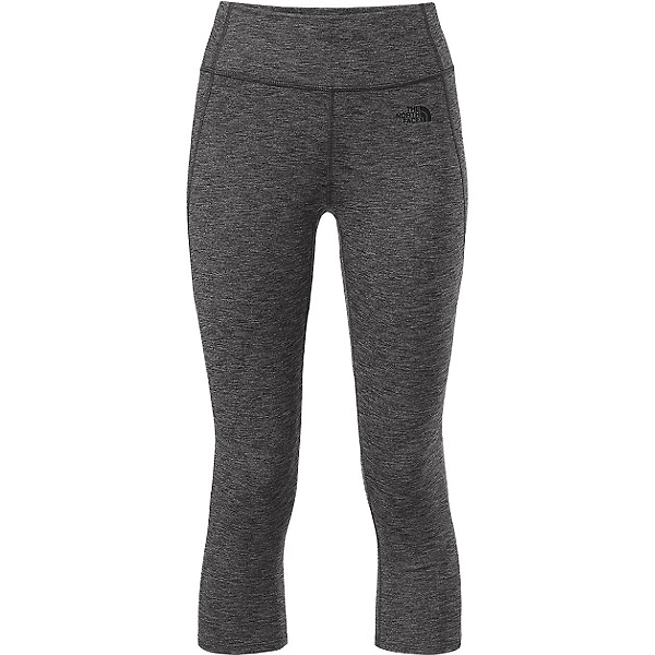 The North Face Motivation Crop Leggings (Previous Season), TNF Dark Grey Heather, 600