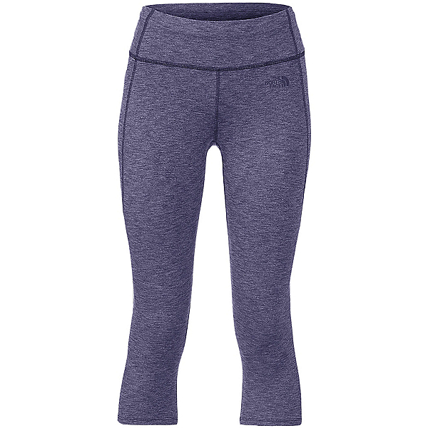 The North Face Motivation Crop Leggings (Previous Season), Patriot Blue Heather, 600