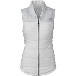 The North Face Pseudio Womens Vest (Previous Season), TNF Light Grey Heather-High Ri, 256