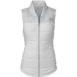 The North Face Pseudio Womens Vest (Previous Season), TNF Light Grey Heather-High Ri, 256