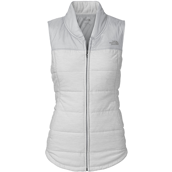 The North Face Pseudio Womens Vest (Previous Season), TNF Light Grey Heather-High Ri, 600