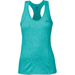 The North Face Reactor Tank (Previous Season), Bluebird Heather-Bluebird, 256