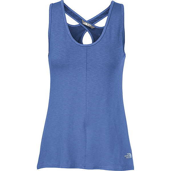 The North Face Breezeback Knit Tank (Previous Season), Coastline Blue, 600