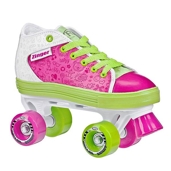 Roller Derby Zinger Girls Roller Skates, , 600