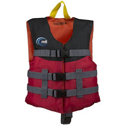 MTI Child Livery Life Jacket, Red, 256