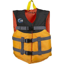 MTI Youth Livery Life Jacket, Mango, 256