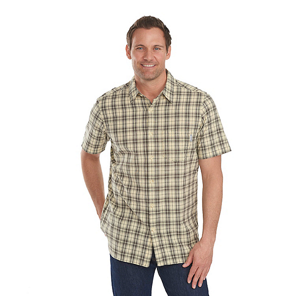 Woolrich Amblewood Madras Plaid Mens Shirt, , 600