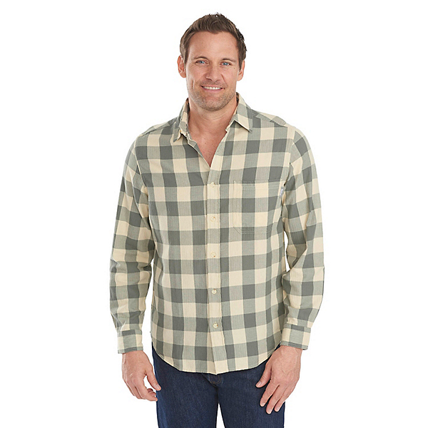 Woolrich Cedar Springs Buffalo Check Mens Shirt, , 600