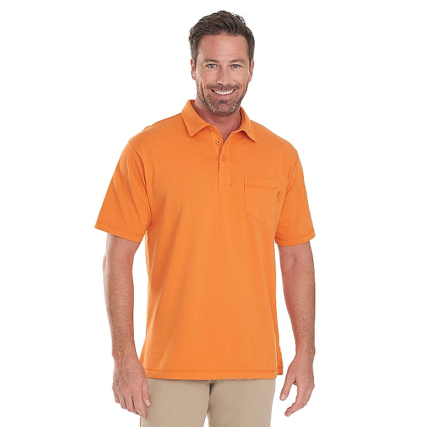 Woolrich First Forks 1-Pocket Polo Mens Shirt, , 600