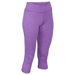 Under Armour Mirror Capri Womens Pants, Mega Magenta, 256