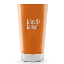 Klean Kanteen 16oz Kanteen Insulated Tumbler 2017, Canyon Orange, 256