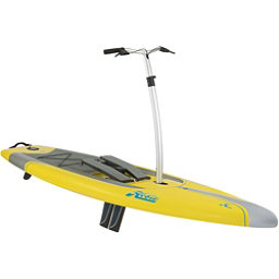 Hobie Mirage Eclipse 12' Stand Up Paddleboard 2017, Solar Yellow, 256