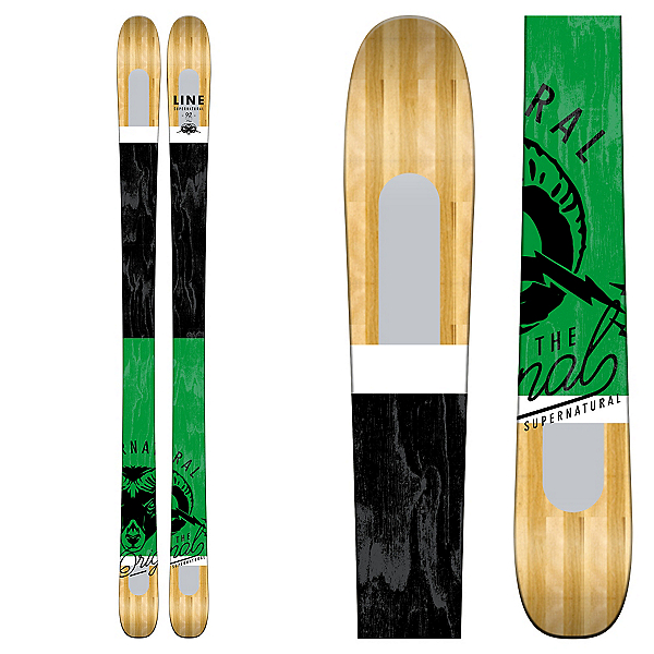 Line Supernatural 92 Skis, , 600