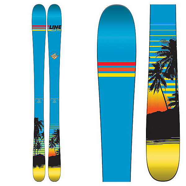 Line Sick Day Shorty Kids Skis, , 600