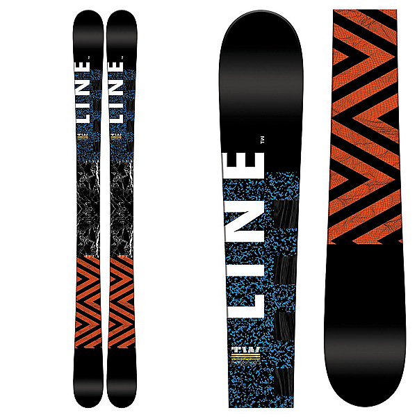 Line Tom Wallisch Shorty Kids Skis, , 600
