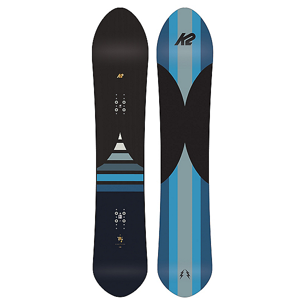 K2 Eighty Seven Snowboard, , 600