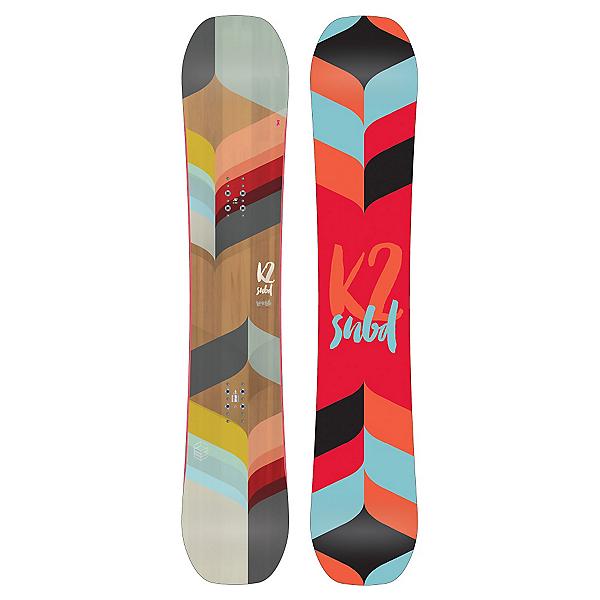 K2 Lime Lite Womens Snowboard, 146cm, 600