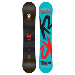 K2 Vandal Boys Snowboard 2018, , 256