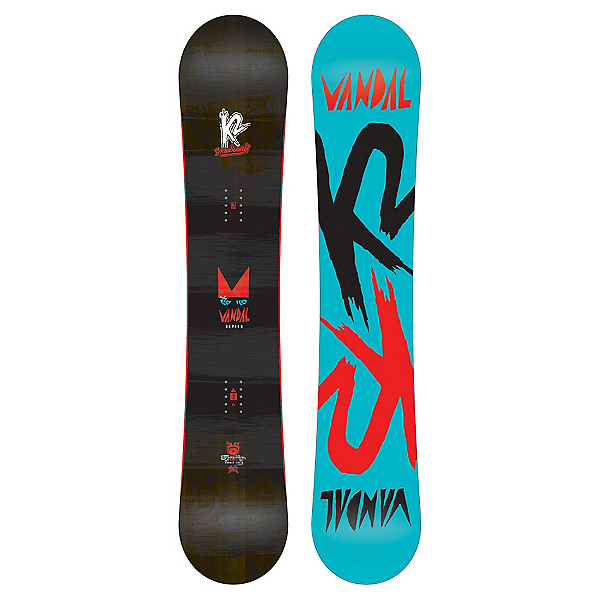 K2 Vandal Boys Snowboard 2018, , 600