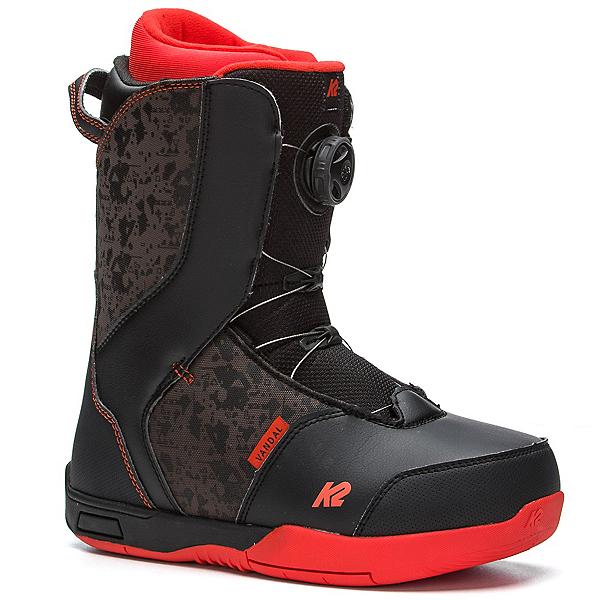 K2 Vandal Kids Snowboard Boots, , 600