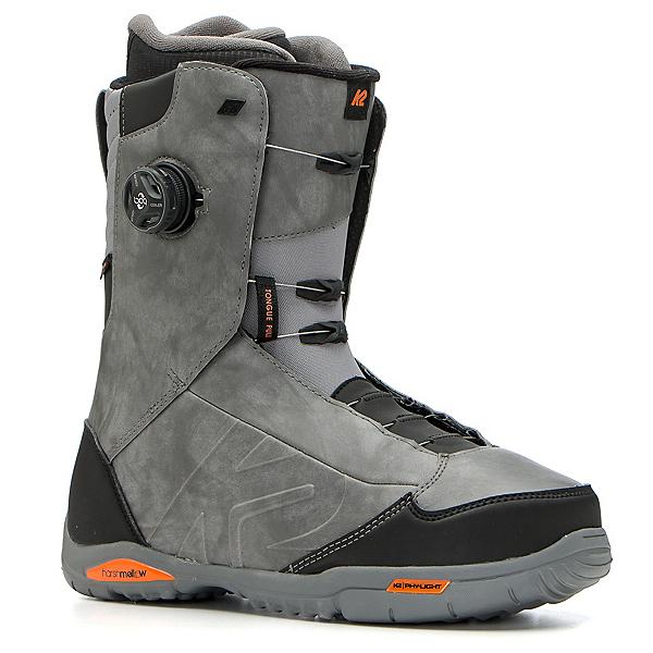 K2 Ashen Snowboard Boots, Grey, 600