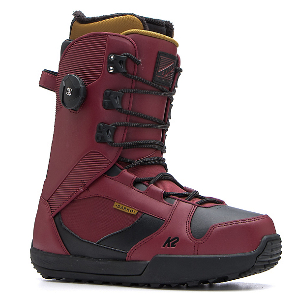 K2 Darko Snowboard Boots 2017, , 600