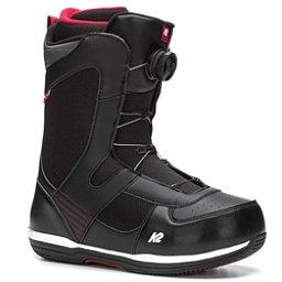 K2 Seem Snowboard Boots, Black, 256