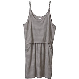 KAVU Coco Dress, Black N White, 256
