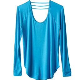 KAVU Tegan Womens Shirt, Electric Blue, 256