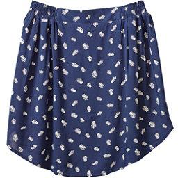 KAVU South Beach Skirt, Navy, 256