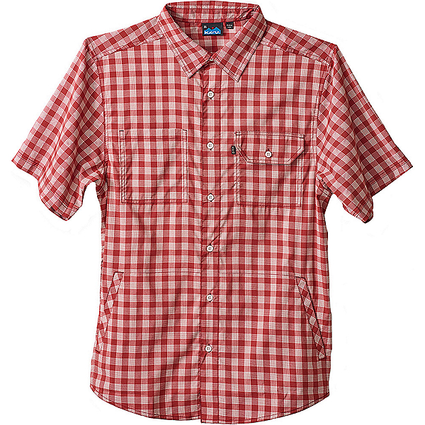 KAVU Hudson Mens Shirt, , 600