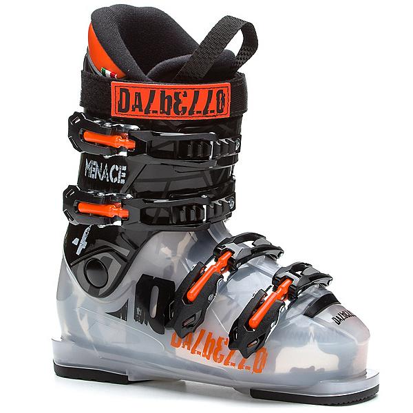 Dalbello Menace 4 Kids Ski Boots 2017, Transparent-Black, 600