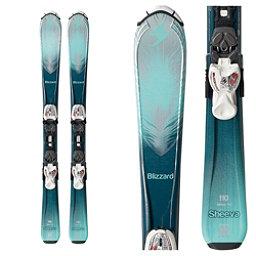 Blizzard Sheeva Jr. Kids Skis with IQ 7.0 Bindings 2018, , 256