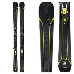Blizzard Quattro 8.4 Ti Skis with Xcell 12 Bindings, , 256