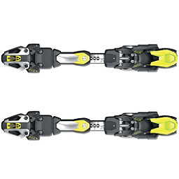 Fischer RC4 Z17 FreeFlex Ski Bindings 2018, Solid Black-Yellow, 256