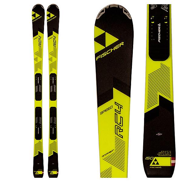 Fischer RC4 Speed Jr. Junior Race Skis 2017, , 600