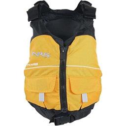 NRS Vista Youth Life Jacket - PFD 2017, Yellow, 256