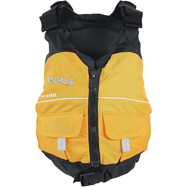 NRS Vista Youth Life Jacket - PFD 2017, Yellow, 600