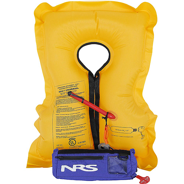 NRS Big Kahuna Inflatable PFD Belt 2017, , 600