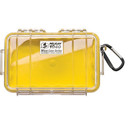 Pelican Case 1040 Micro Case 2017, Yellow-Clear, 256