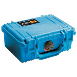 Pelican Case Small 1120 Dry Box, Blue, 256