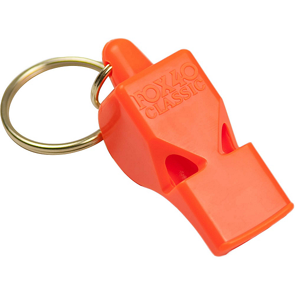 NRS Classic Whistle 2020, Orange, 600