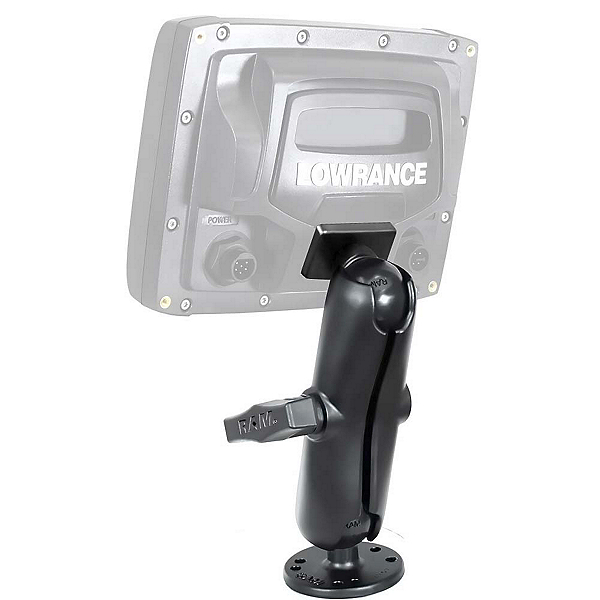 RAM Mounts Mount for Lowrance Elite-5 and Mark-5 Fish Finders, , 600