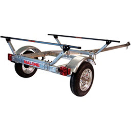 Malone MicroSport Kayak Trailer Kit, , 256