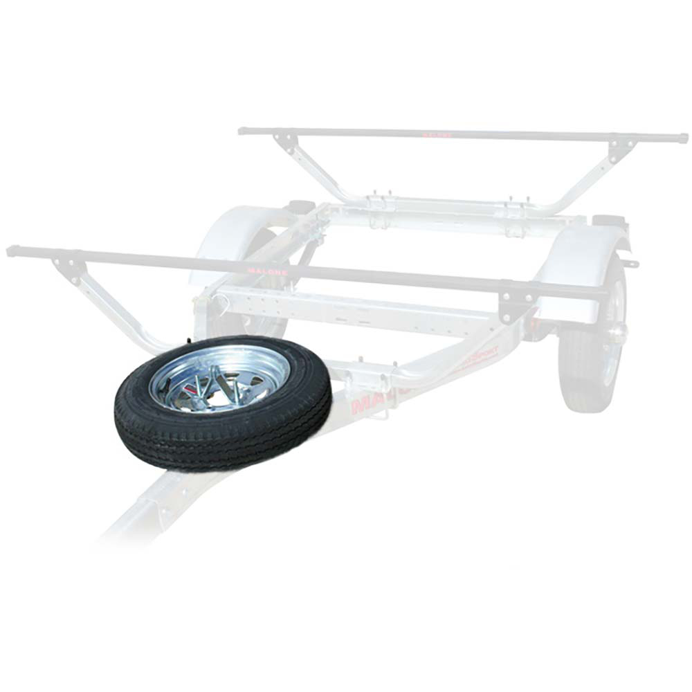 Malone MicroSport Trailer Spare Tire with Mount im test